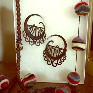 Jewelry - Hand carved gauges